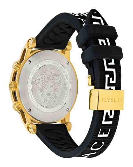 Versace Men's 40mm Sport Tech Chronograph Watch