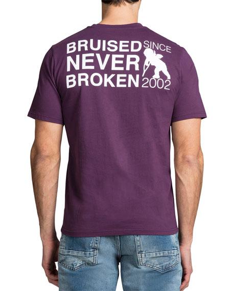 PRPS Men's Core Logo Typographic T-Shirt