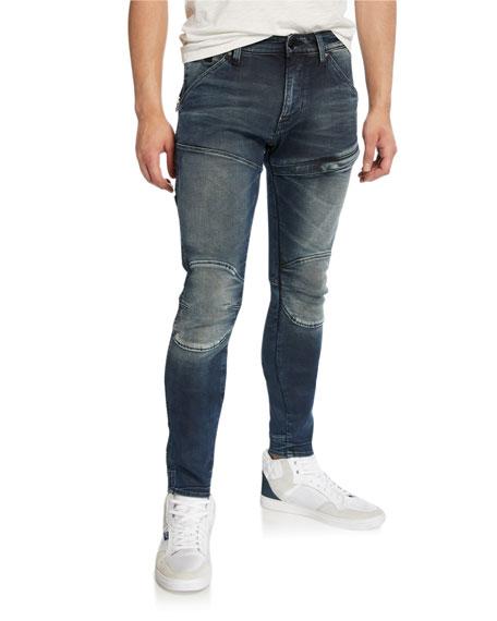 G-Star Men's 5620 Flight Loomer Jeans