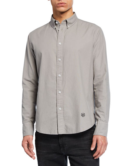 Rag & Bone Men's Fit 2 Tomlin Oxford Shirt