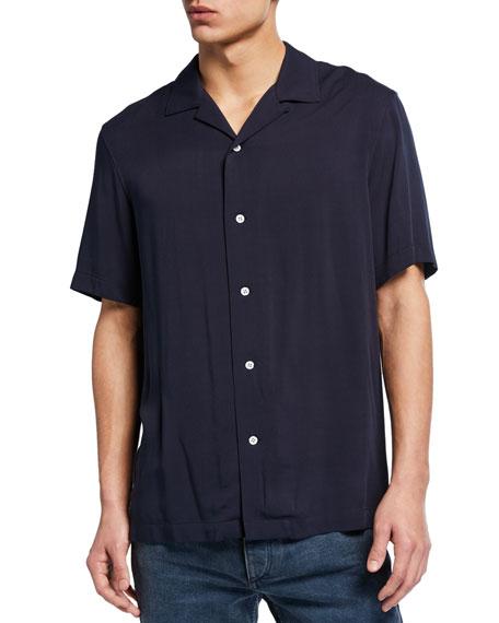 Rag & Bone Men's Avery Short-Sleeve Sport Shirt