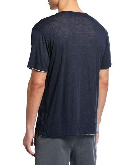 Rag & Bone Men's Reversible Jersey T-Shirt