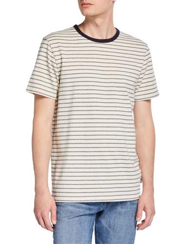Men's Striped Ringer T-Shirt
