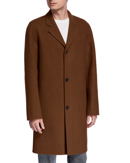 Vince Men's Wool Car Coat