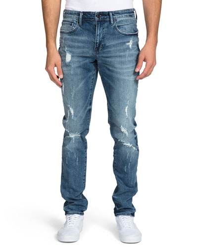 Men's The Five Distressed Jeans