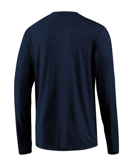 Fisher + Baker Men's Everyday Long-Sleeve drirelease® T-Shirt