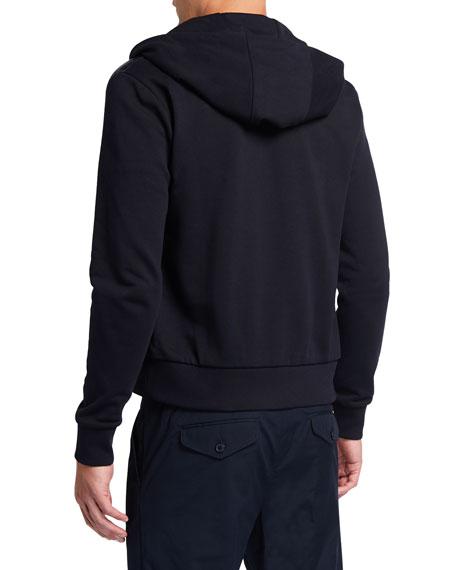 Moncler Men's Quilted Zip-Front Cardigan