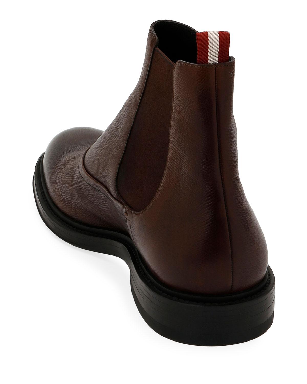 Nikora Leather Chelsea Boots