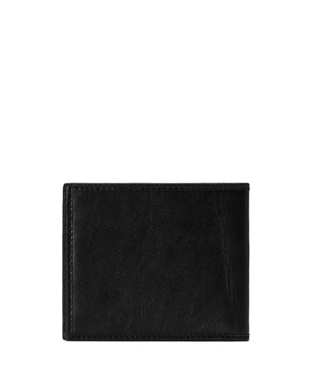 Gucci Men's Interlock-G Leather Wallet