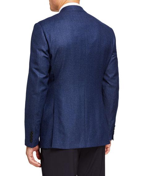 Giorgio Armani Men's Micro Two-Button Jacket