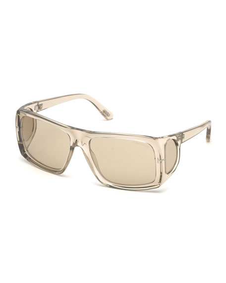 TOM FORD Men's Rizzo Runway Four-Lens Sunglasses