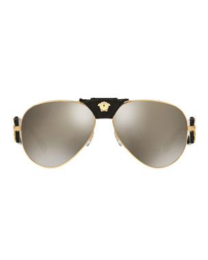 4990756815 Men's Designer Sunglasses & Aviators at Neiman Marcus