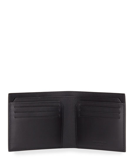dunhill Duke Marble Leather Billfold Wallet