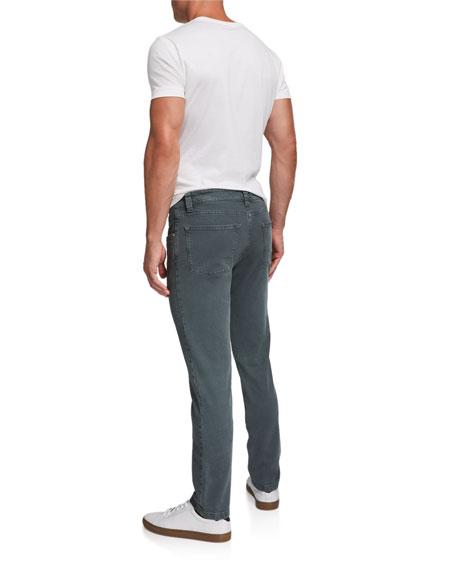 Loro Piana Tasche 5-Pocket Slim-Fit Denim Jeans