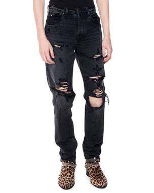 4f9232cf54a Men's Designer Jeans at Neiman Marcus