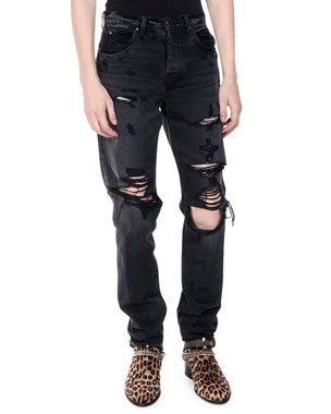 bd8a5f1334d Men's Designer Jeans at Neiman Marcus