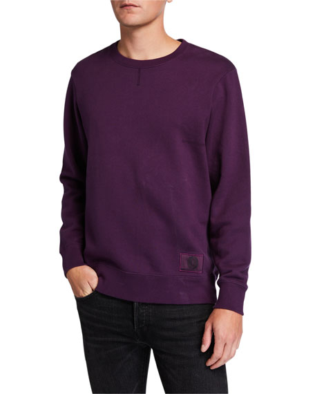 Ovadia & Sons Men's Dune Crewneck Sweatshirt