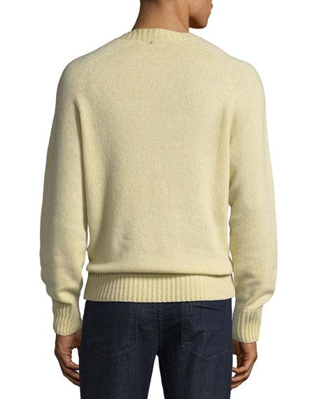 TOM FORD Super-Soft Wool-Blend Crewneck Sweater