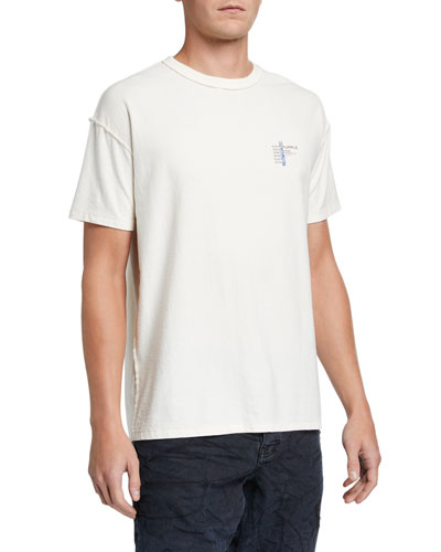 Men's Relaxed-Fit Graphic T-Shirt