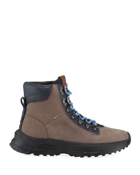 Coach Men's Hybrid Urban Suede Hiker Boots