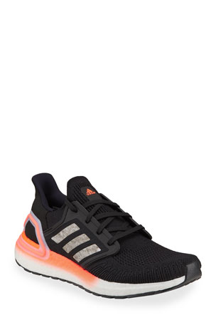 Adidas Men's Ultraboost 20 Primeknit Runner Sneakers