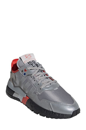 Adidas Men's Nite Jogger Trainer Sneakers