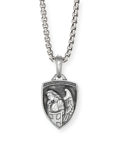 Men's St. Michael Amulet Enhancer