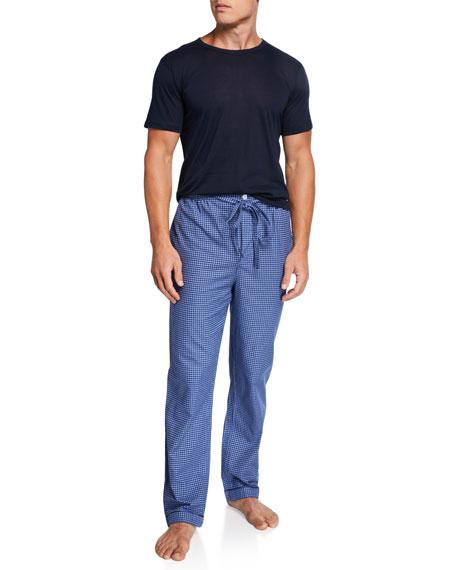 Neiman Marcus Men's Boxed Pajama Set