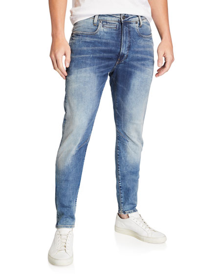 G-Star Men's 3-D Elto D Staq Slim Jeans