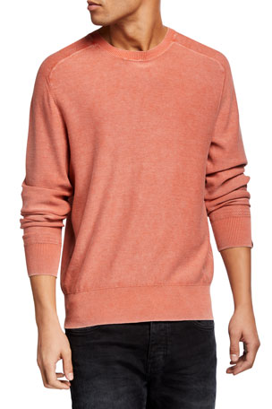 Rag & Bone Men's Lance Crewneck Pullover Top