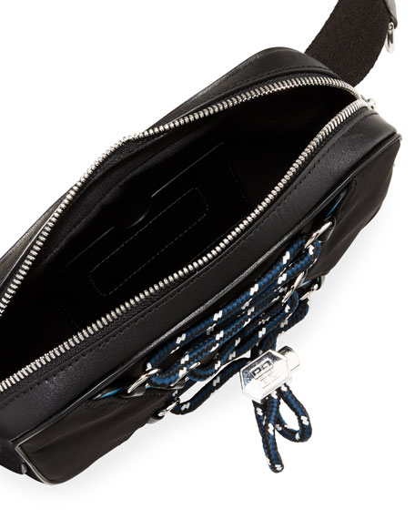 Givenchy Men's Bond Bum Bag with Cord Detail
