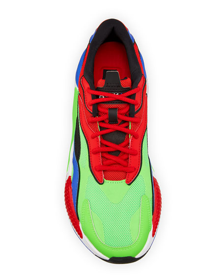Image 3 of 5: Puma Men's RS-X Tailored Runner Sneakers