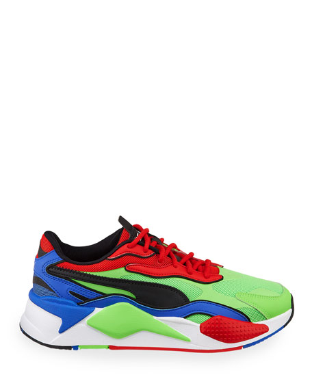 Image 4 of 5: Puma Men's RS-X Tailored Runner Sneakers