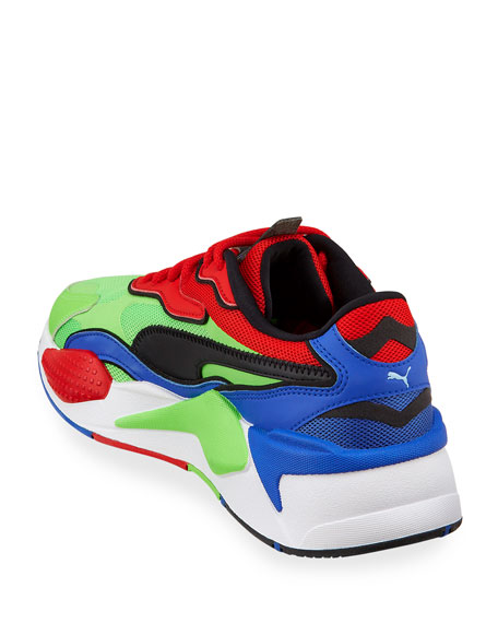 Image 5 of 5: Puma Men's RS-X Tailored Runner Sneakers