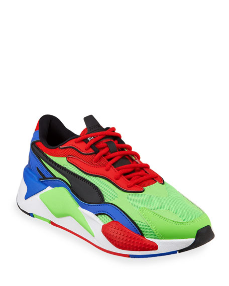 Image 1 of 5: Puma Men's RS-X Tailored Runner Sneakers