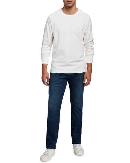 PAIGE Men's Federal Slim Straight Jeans