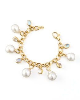Assael International Baroque Pearl Bracelet