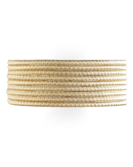 Cairo Nine-Strand Bracelet