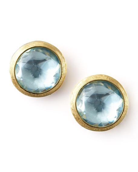 Jaipur Topaz Stud Earrings
