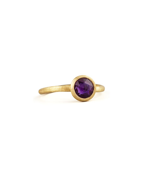 JAIPUR COLOR AMETHYST RING
