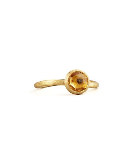 Jaipur Ring, Citrine