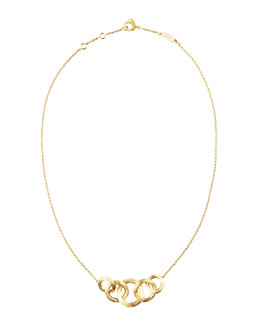 Marco Bicego Jaipur Gold Link Necklace