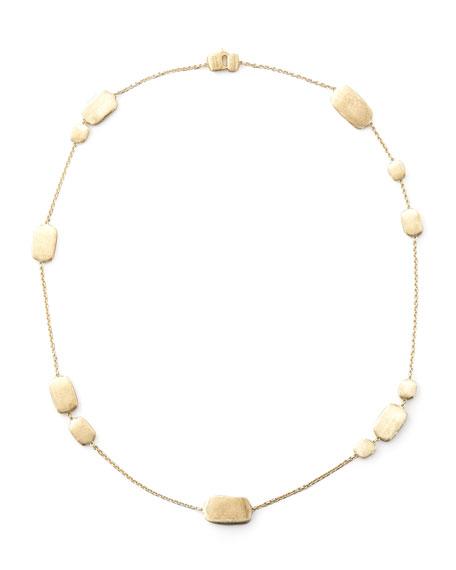 Murano Gold Strand Necklace