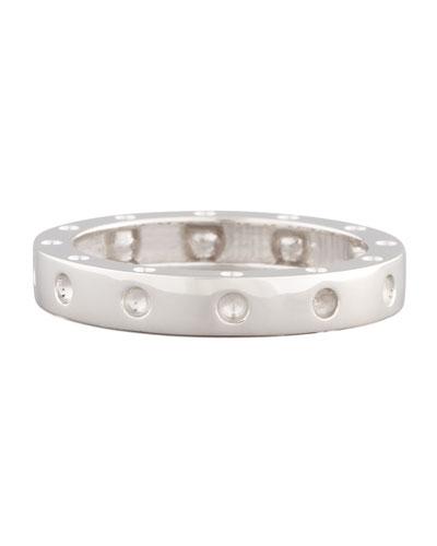 Pois Moi Ring, White Gold