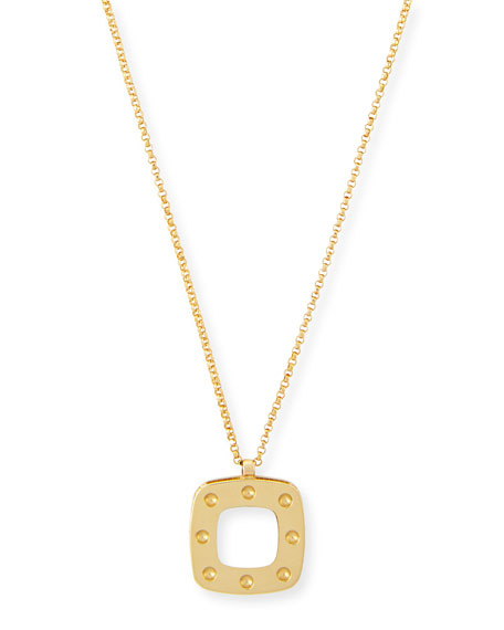 Roberto Coin Pois Moi 18k Mother-of-Pearl Pendant necklace