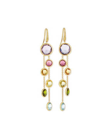 Marco Bicego Jaipur 18K Gold Mixed Stone Two-Strand