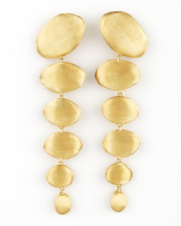Marco Bicego Confetti Oro Gold Drop Earrings