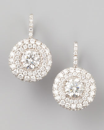 Maria Canale for Forevermark Petite Deco Treasures Luna Diamond Drop ...