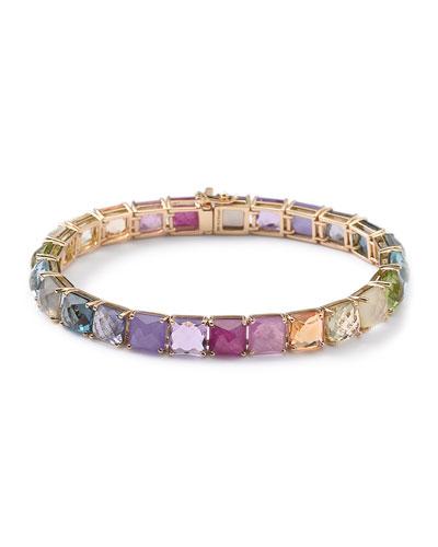 Ippolita 18k Rock Candy Tennis Bracelet in Precious