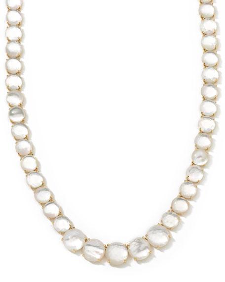 Ippolita 18k Gelato Mother-of-Pearl Collar Necklace